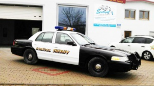 Der Schluessel Sheriff aus Franken