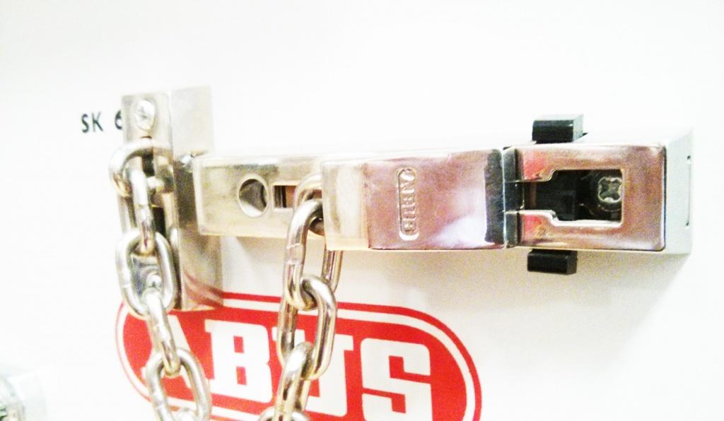 Schluesseldienst Oberhausen bietet Markenware von Abus
